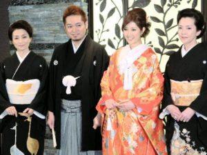 多岐川華子 結婚