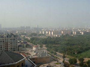 山東省泰安市 画像