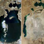 世界4位の消えた湖ってどこ?アラル海の水はどこに行ったのか?