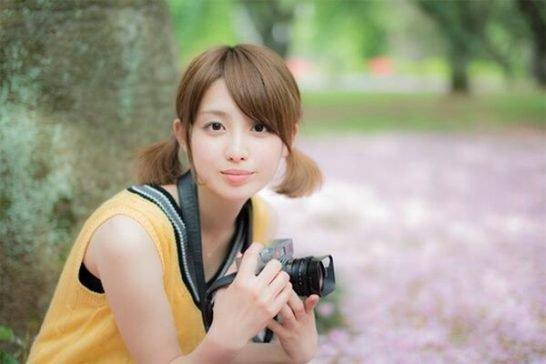 宮司アナ ツインテール画像