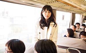 松井玲奈 最終列車 画像