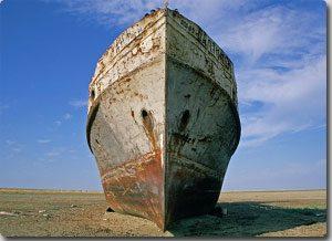 アラル海 画像
