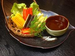 野菜スティック 画像