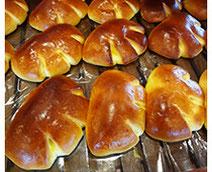 クリームパン 画像
