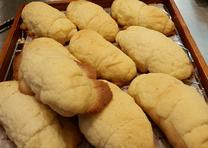塩メロンパン 画像