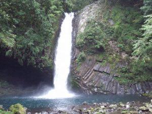 浄蓮の滝 画像