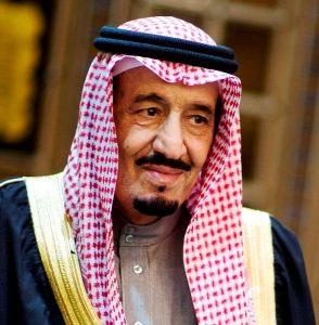 サウジ国王 画像
