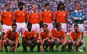 ワールドカップ  オランダ 画像