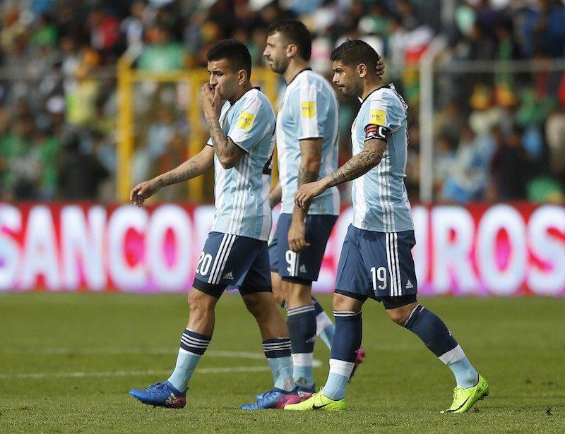 アルゼンチン サッカー 画像