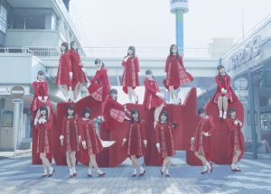 NGT48 青春時計 画像
