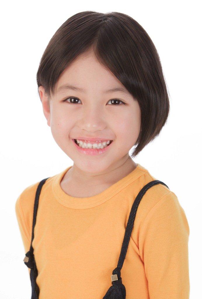 晴子 幼少期 子役 画像