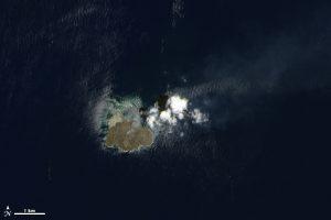西之島 画像