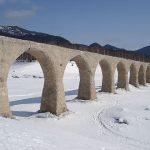 タウシュベツ川橋梁 画像