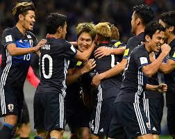 日本代表 画像