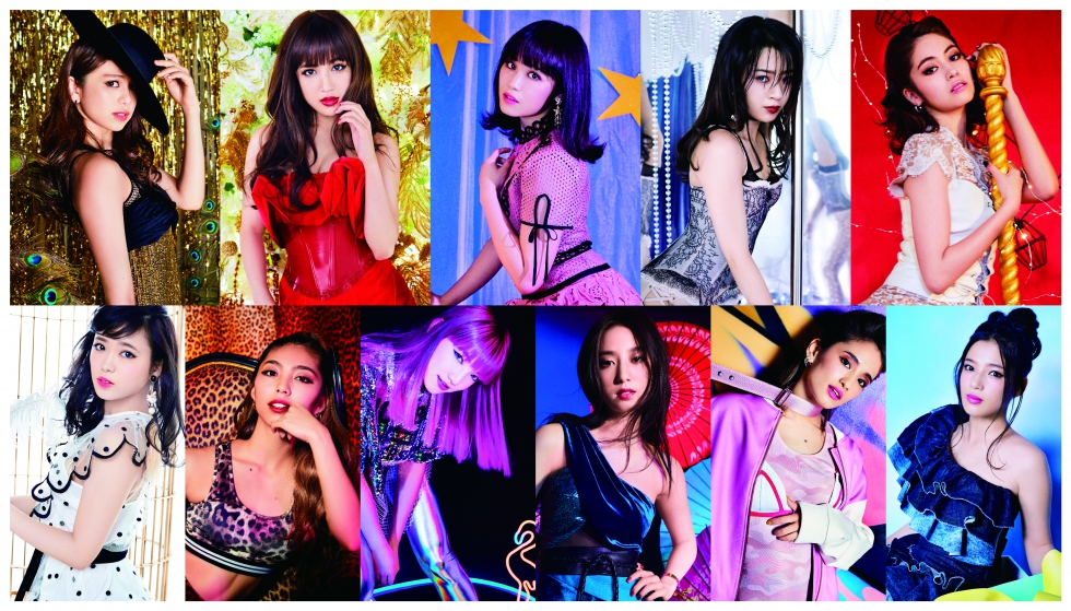 E-girls 画像