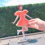 宮脇咲良のスイカドレスが可愛いと話題に!上手に撮るコツとは?
