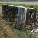福井の送迎バス事故はどこの旅館?横転の理由と原因は?旅館の場所は?