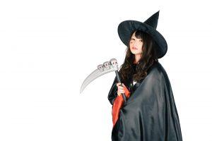 魔女 コスプレ 画像