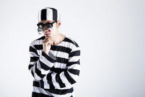カップル コスプレ 囚人 画像