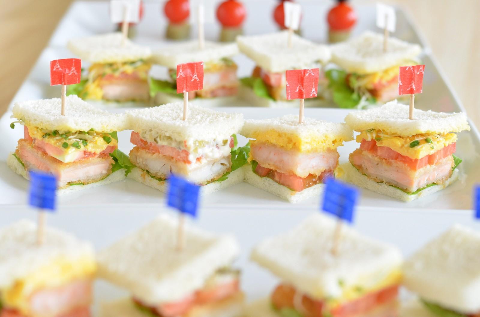 ローソン サンドイッチ ナガノパープル 画像
