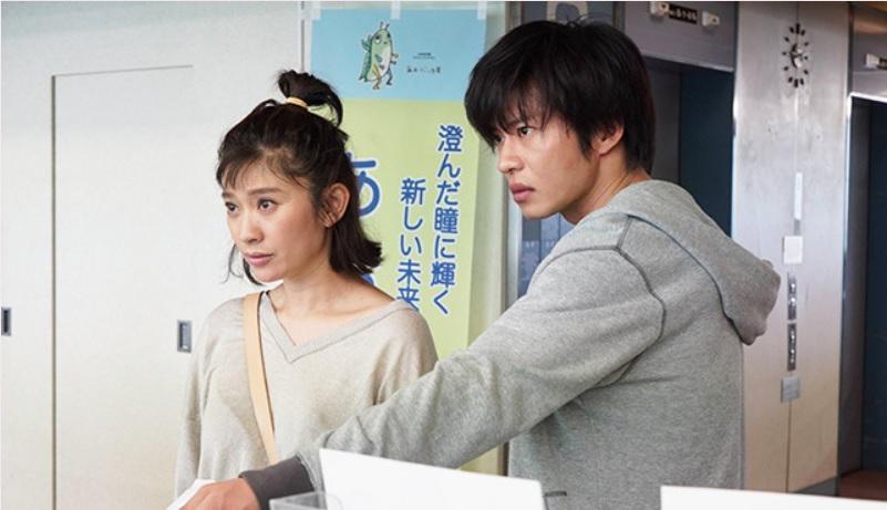 民衆の敵 篠原涼子 髪型 HUN 可愛い 画像