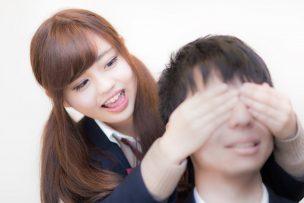 LINEバイト CM トマピ お団子ヘア 女の子 画像