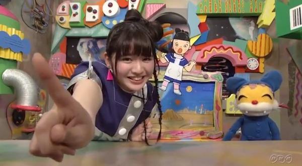 ニャンちゅう 12代目 新お姉さん 可愛い 鎮西寿々歌 可愛い 画像