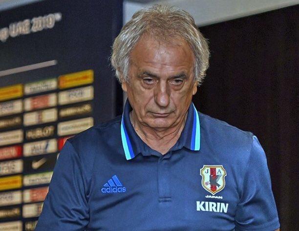 ハリルJAPAN サッカー 日本代表 監督 後任 画像