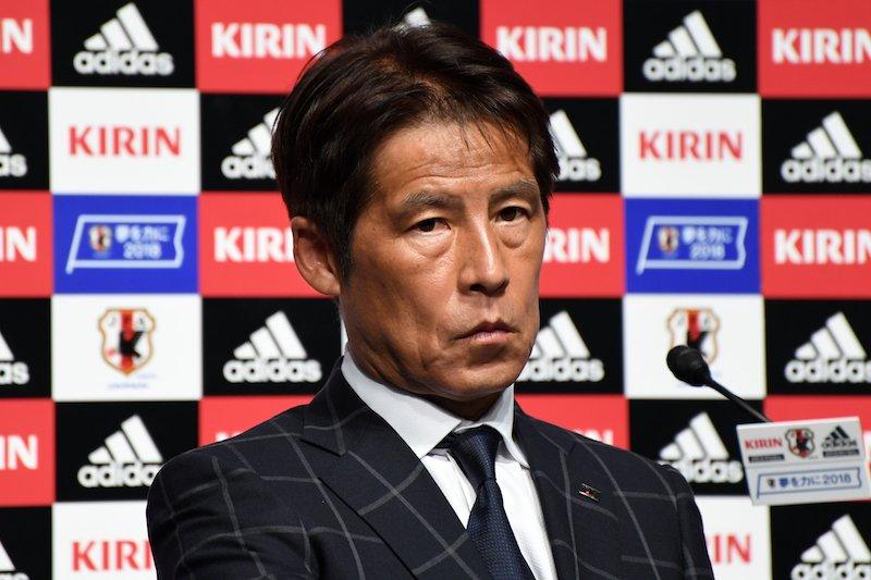 西野JAPAN 最終選考メンバー スタメン フォーメーション 画像