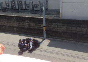 平尾龍磨 逃走 逮捕 場所 どこ 動画 画像